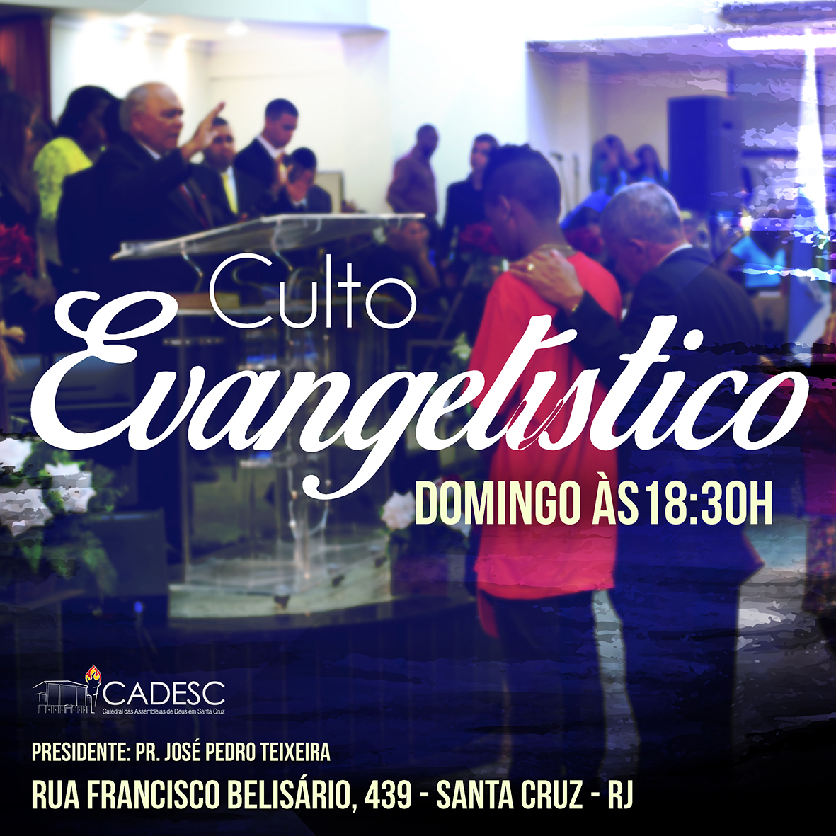 Culto Evangelistico-instagram