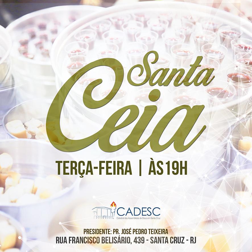 Santa Ceia 2016-instagram