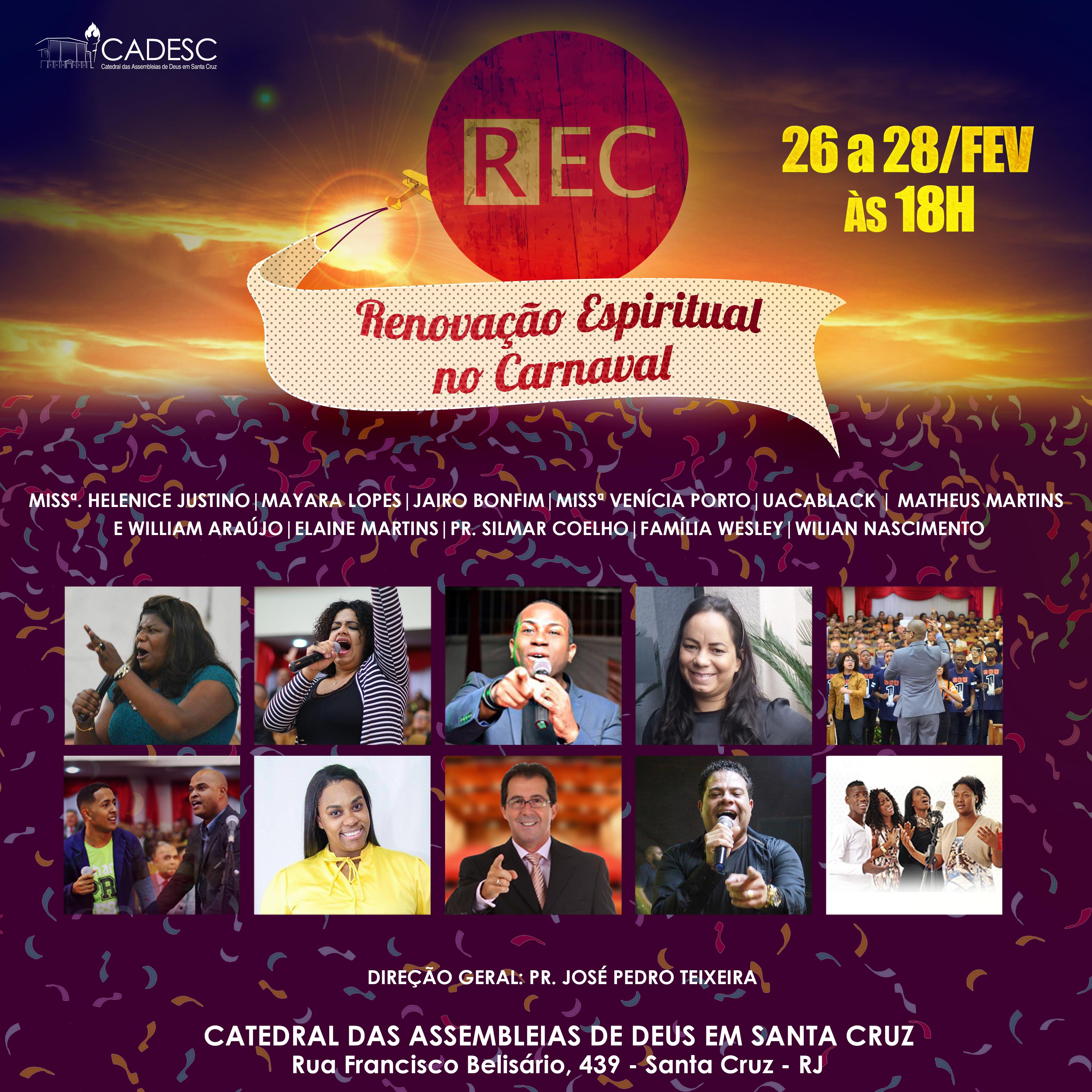 REC - Renovação Espiritual no Carnaval